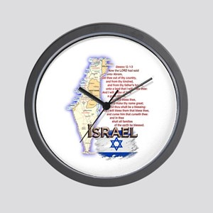 Gen 12: 1-3 Wall Clock