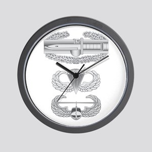CAB Airborne Air Assault Wall Clock