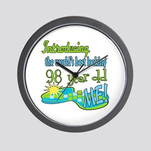 Best Looking 98th Wall Clock