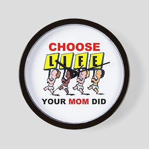 PRO-LIFE KIDS Wall Clock