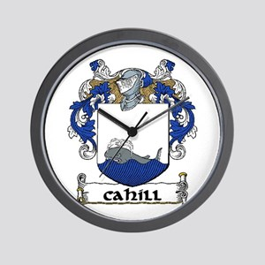 Cahill Coat of Arms Wall Clock