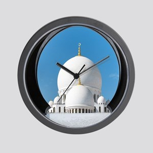 Sheikh Zayed Mosque Wall Clock