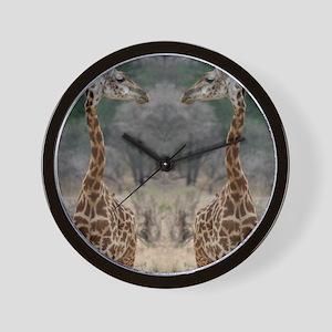 thonggiraffe Wall Clock
