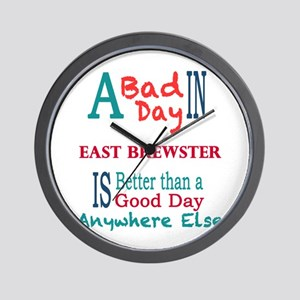 East Brewster Wall Clock