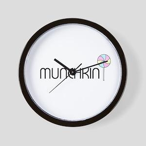 'Munchkin' Wall Clock