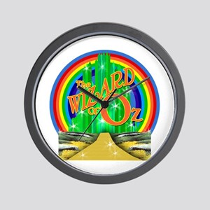 The Wizard of Oz Wall Clock