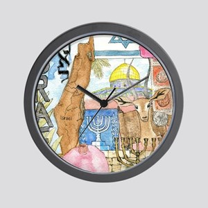Israel,  Wall Clock