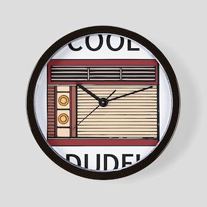 cool dude Wall Clock