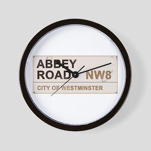 Abbey Road LONDON Pro Wall Clock