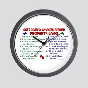 Soft Coated Wheaten Terrier Property Laws 2 Wall C