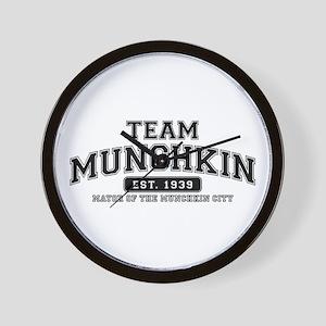 Team Munchkin - Mayor of the Munchkin City Wall Cl