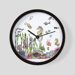 oceanlife Wall Clock