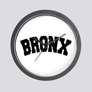 BRONX, NYC Wall Clock