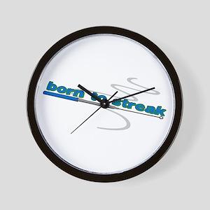 Inoculating Loop Wall Clock