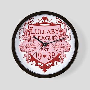 lullaby-league Wall Clock