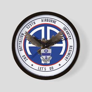 Falcon v1 - 2nd-325th Wall Clock