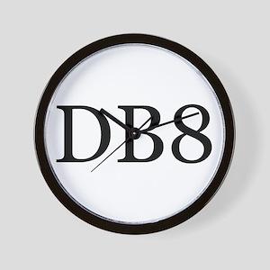 DB8 Wall Clock