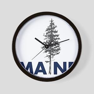 MaineShirt Wall Clock