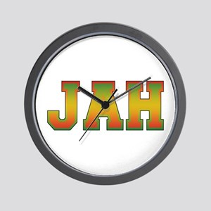JAH Wall Clock
