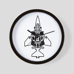 Phantom II & it's Gears Wall Clock