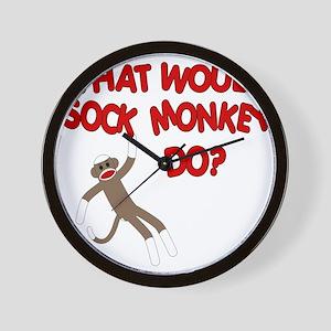 WWSMD shirt Wall Clock