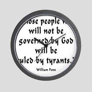 w_p_ruled_by_tyrants Wall Clock