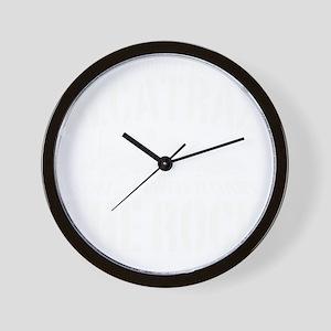 ALCATRAZ_THE ROCK-2_w Wall Clock