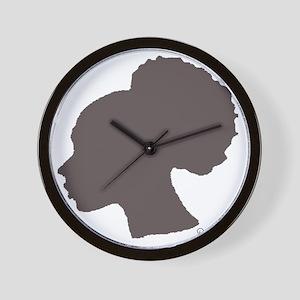 Super Puff Wall Clock