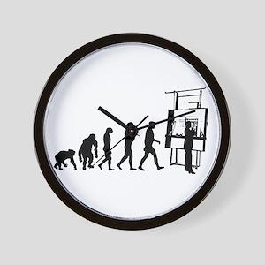 Architect Engineer Wall Clock