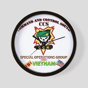 SOG - Command and Control South (CCS) Wall Clock
