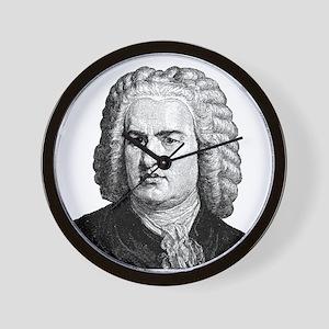 Bach Wall Clock