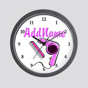BEST HAIR STYLIST Wall Clock