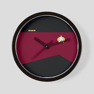 Star Trek: TNG Uniform - Captain Wall Clock