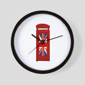 LONDON Professional Photo Wall Clock