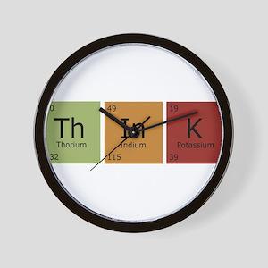 3-thinktrans Wall Clock