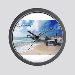 Bahamas Wall Clock