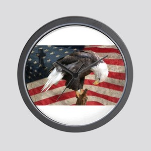 United States of America prayer Wall Clock