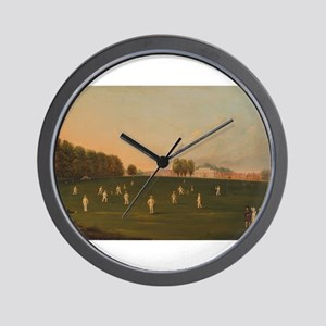 cricket art Wall Clock