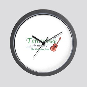 NASHVILLE Wall Clock