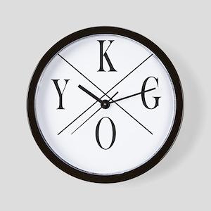 KYGO Wall Clock