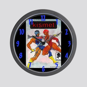 Kismet vs Prism Wall Clock