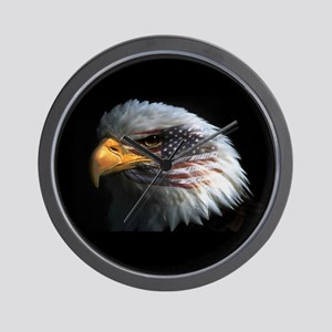 eagle3d Wall Clock