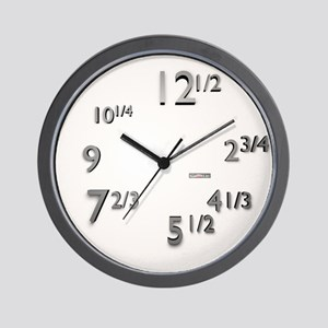 Oddly Specific Wall Clock