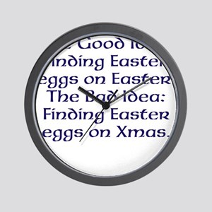 Easter #1 Wall Clock