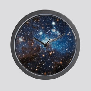 LH95 Stellar Nursery Wall Clock