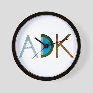 ADK Wall Clock