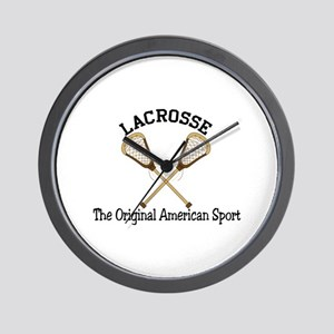 American Sport Wall Clock