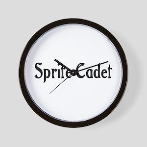 Sprite Cadet Wall Clock