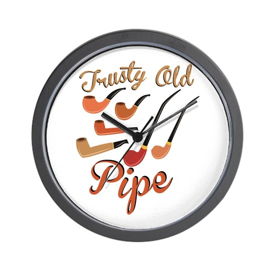Trusty Old Pipe