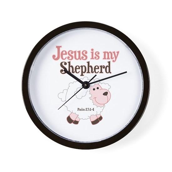 Jesus is Shepherd
